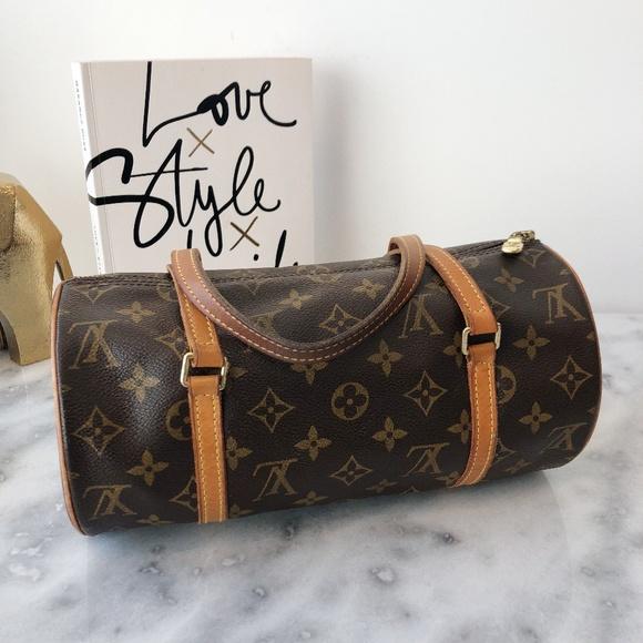 Louis Vuitton Handbags - Louis Vuitton Monogram Papillon 27 60ecbfce0cfdb